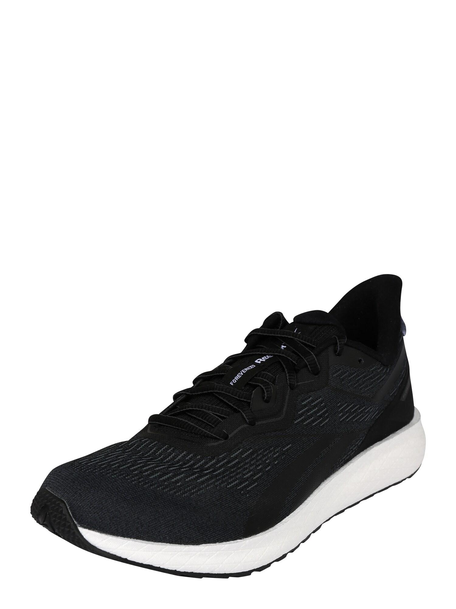 REEBOK Bėgimo batai juoda