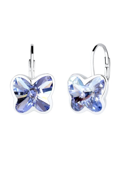 Ohrringe für Frauen - ELLI Ohrringe 'Schmetterling' royalblau silber  - Onlineshop ABOUT YOU