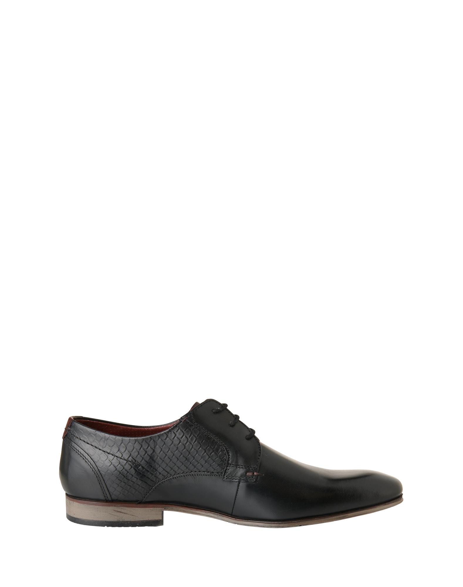 bugatti - Schnürschuh aus Leder
