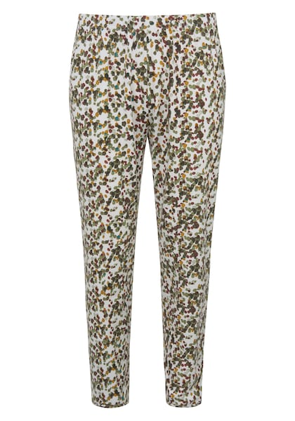 Hosen für Frauen - Green Cotton Hose ecru mischfarben  - Onlineshop ABOUT YOU
