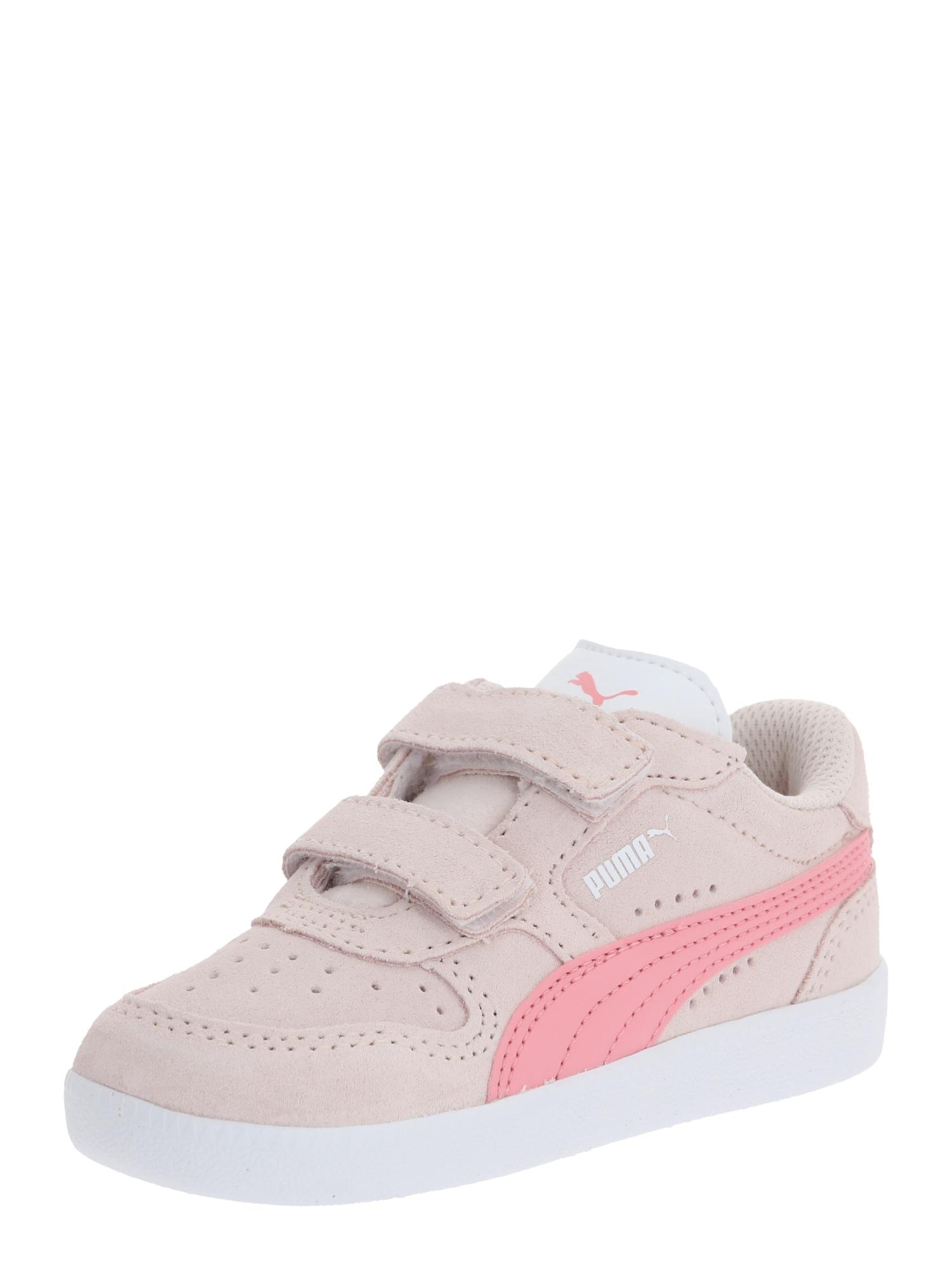 PUMA Sneaker 'Icra'  biela / ružová