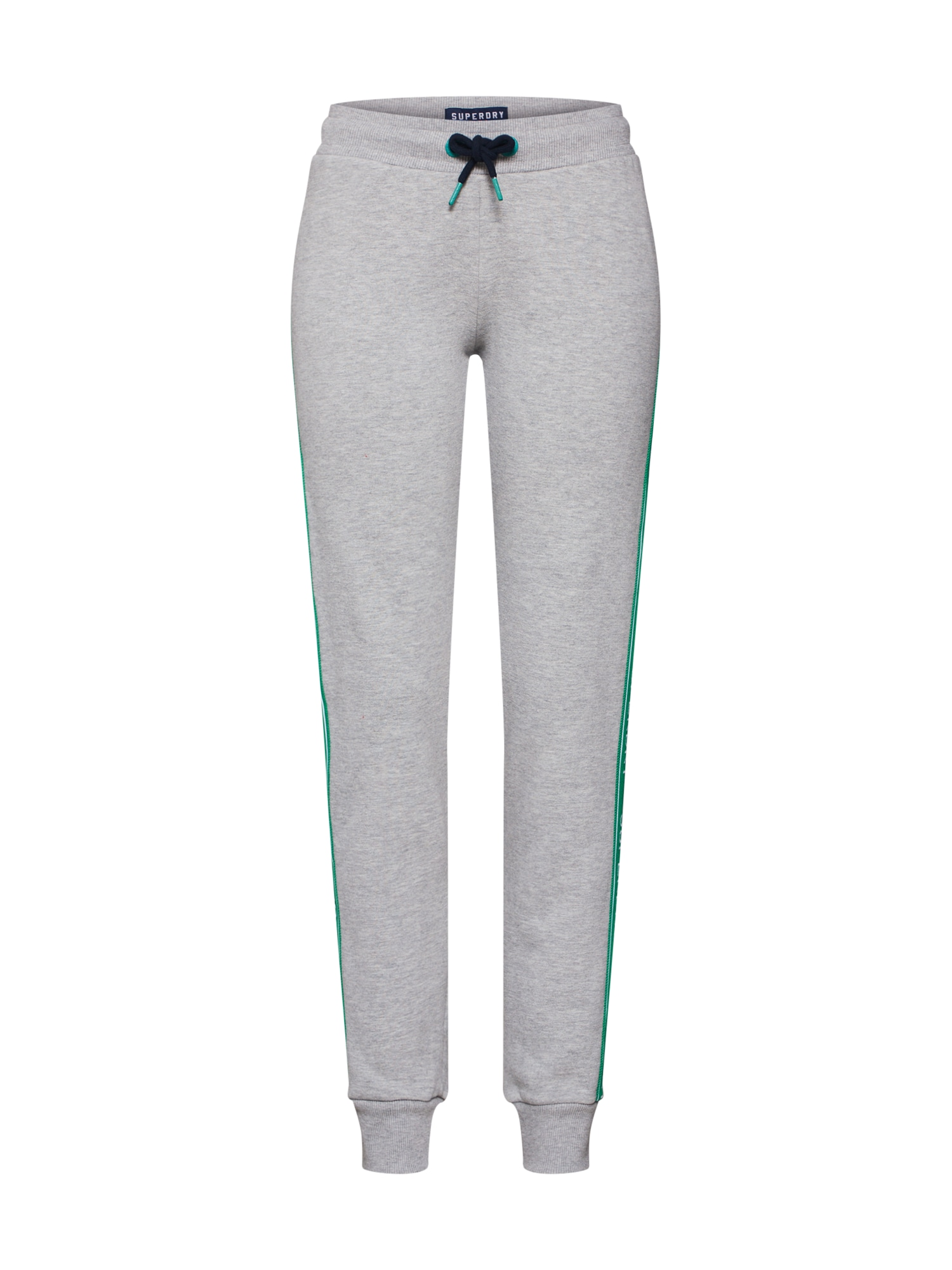 Superdry Nohavice 'ORLA CUFFED JOGGER'  sivá