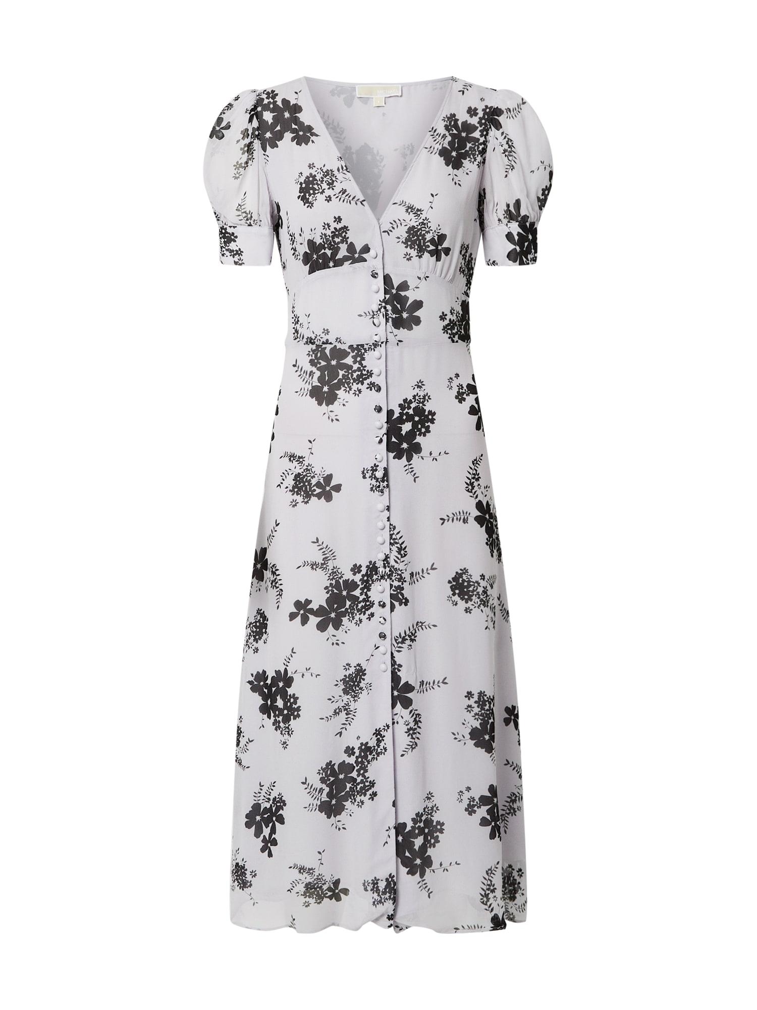 MICHAEL Michael Kors Suknelė levandų spalva / juoda