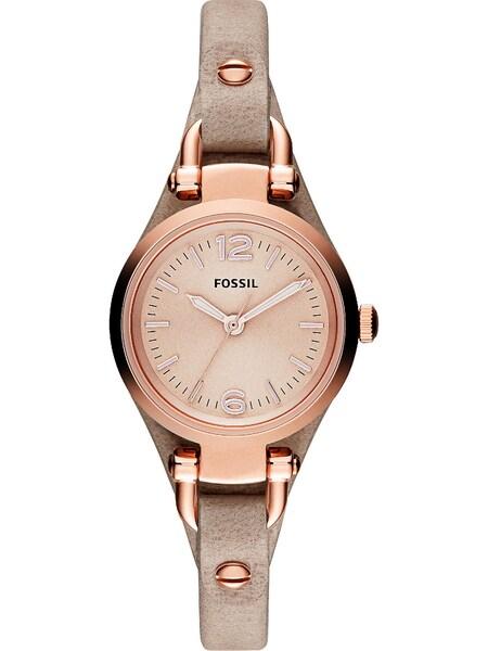 Uhren für Frauen - FOSSIL Fossil Damen Uhren Rund Analog Quarz ' ' sand rosegold  - Onlineshop ABOUT YOU