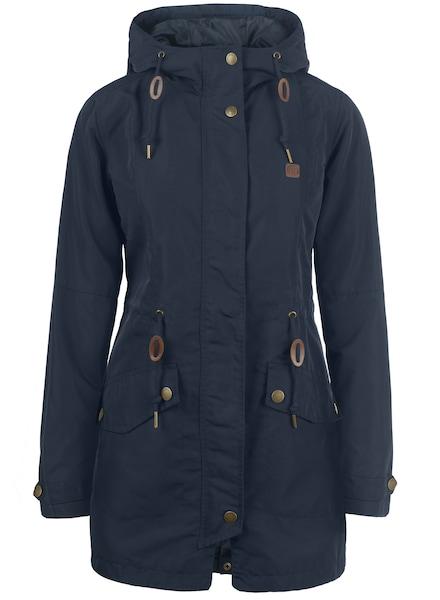 Jacken für Frauen - Desires Parka 'Sakura' blau  - Onlineshop ABOUT YOU