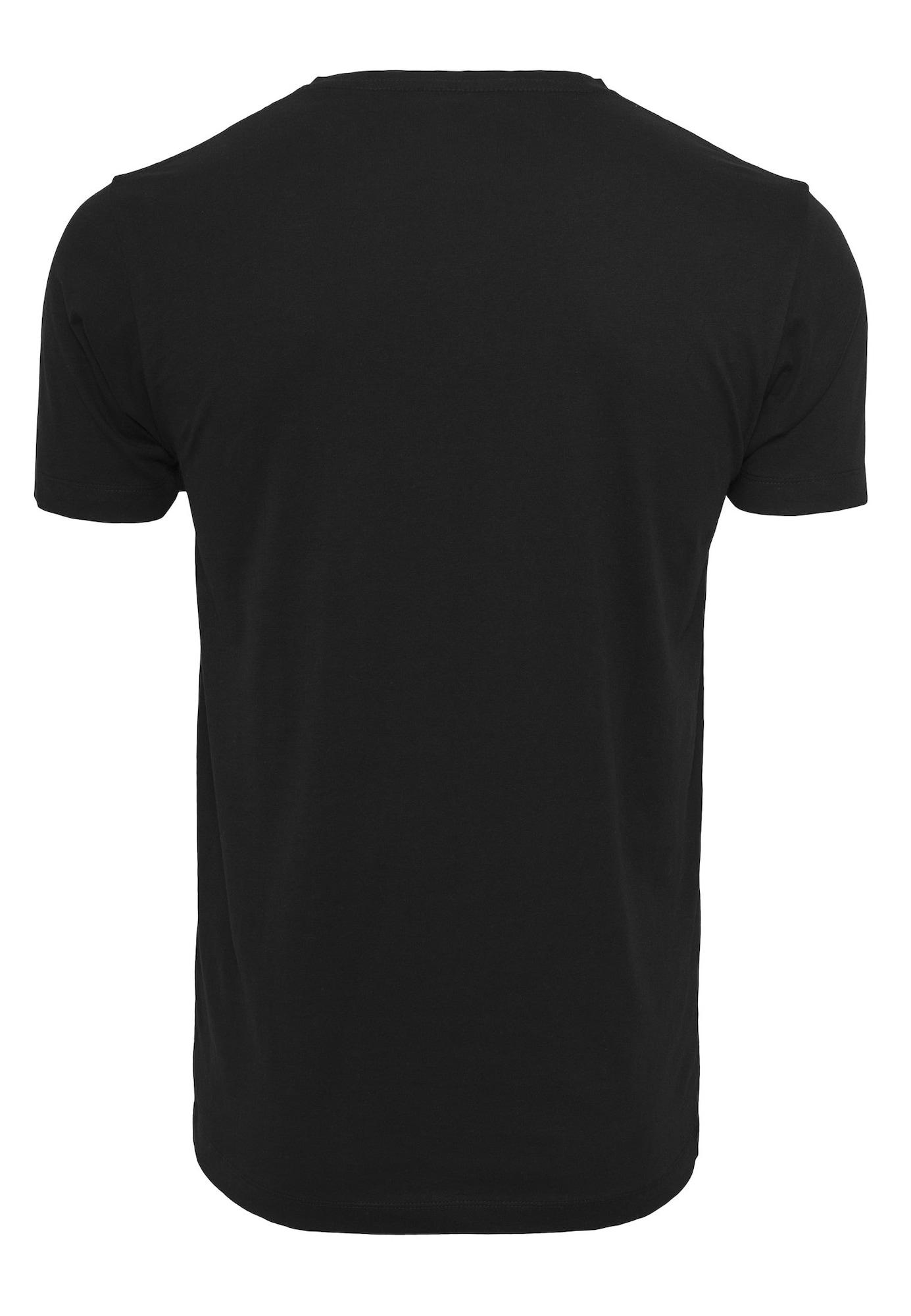 Mister Tee T-shirt 'Tupac Sacred Heart'  blandade färger / svart