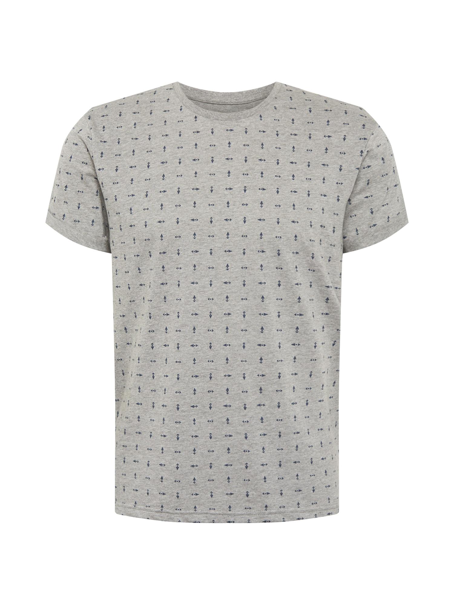 Tričko šedá YOURTURN