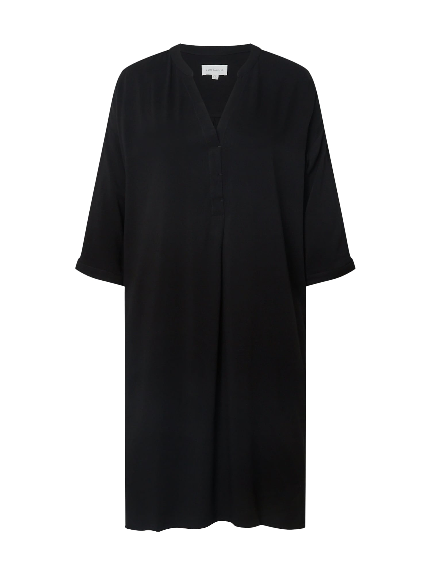ARMEDANGELS Laisva suknelė 'Maarnie' juoda