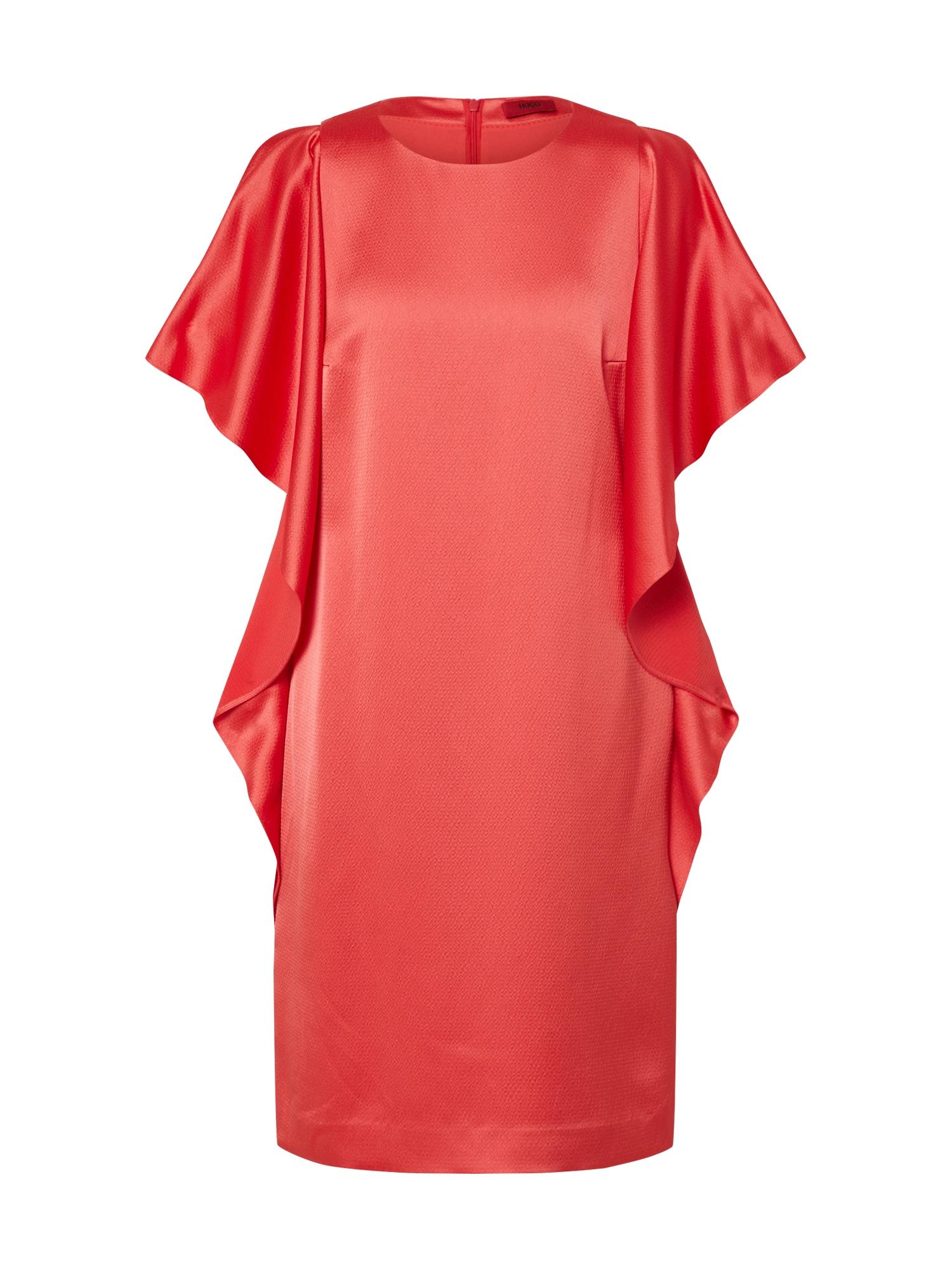 HUGO Vakarinė suknelė raudona