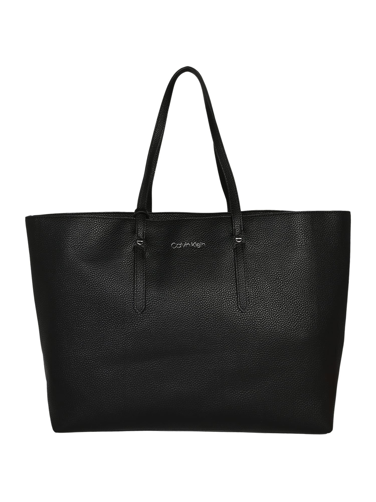 Calvin Klein Shopper 'CK EVERYDAY EW SHOPPER OPEN LG'  čierna