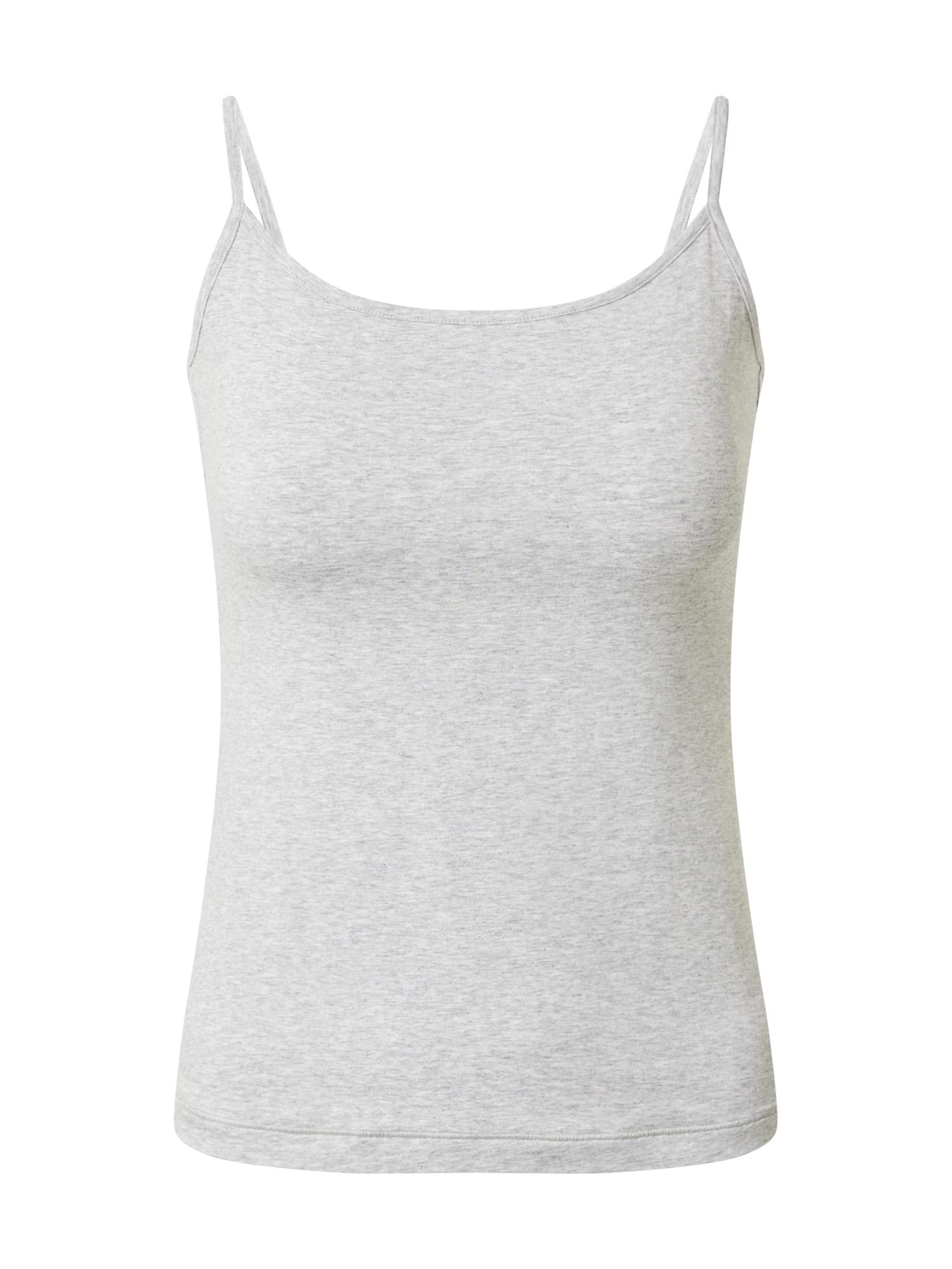 JBS OF DENMARK Apatiniai marškinėliai margai pilka