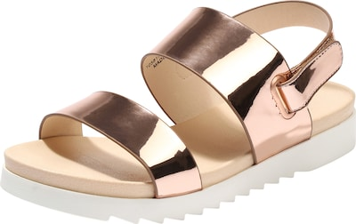Emily And Eve Metallic-Sandale 'Ava'
