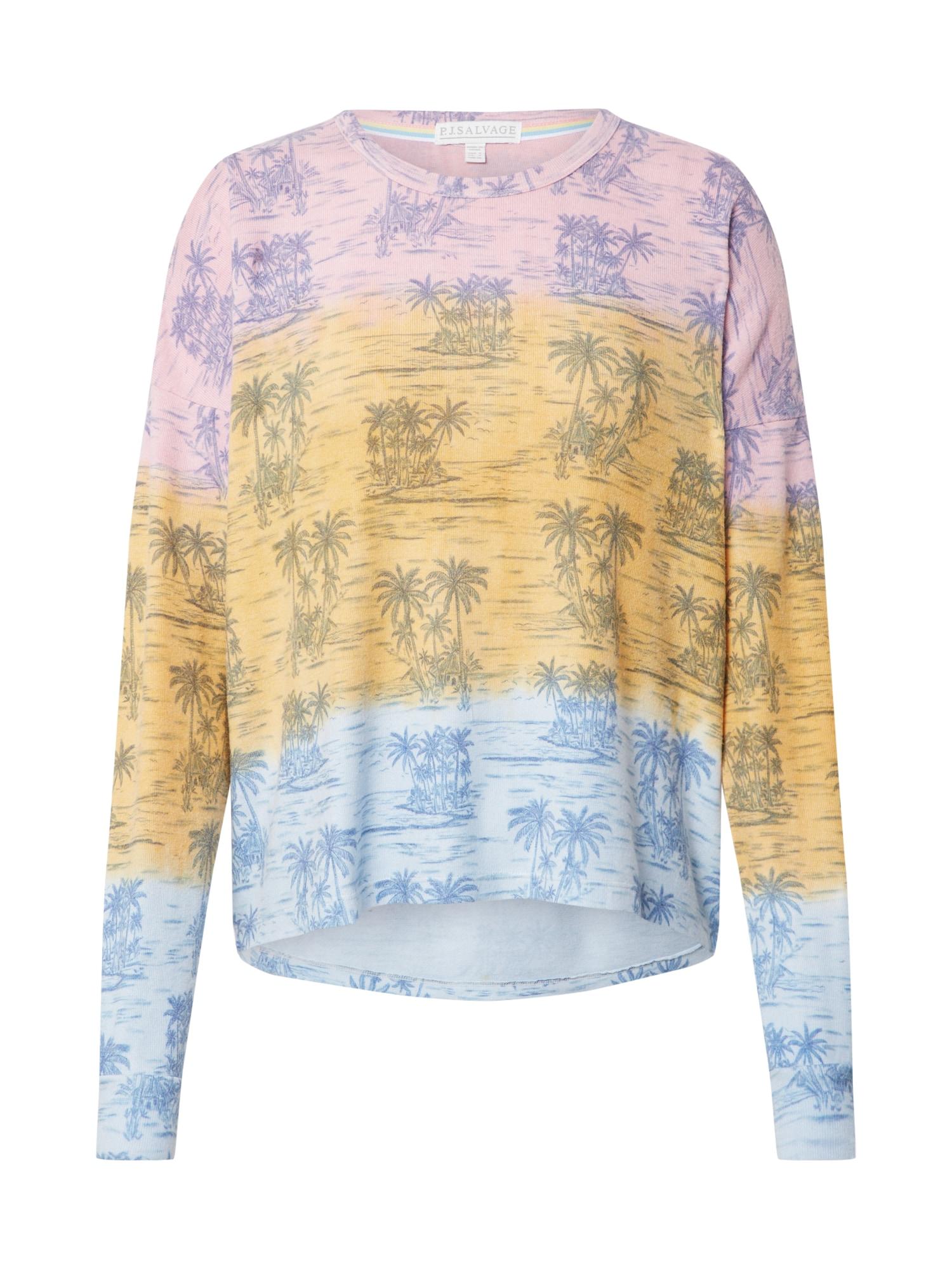 PJ Salvage Pižaminiai marškinėliai mišrios spalvos