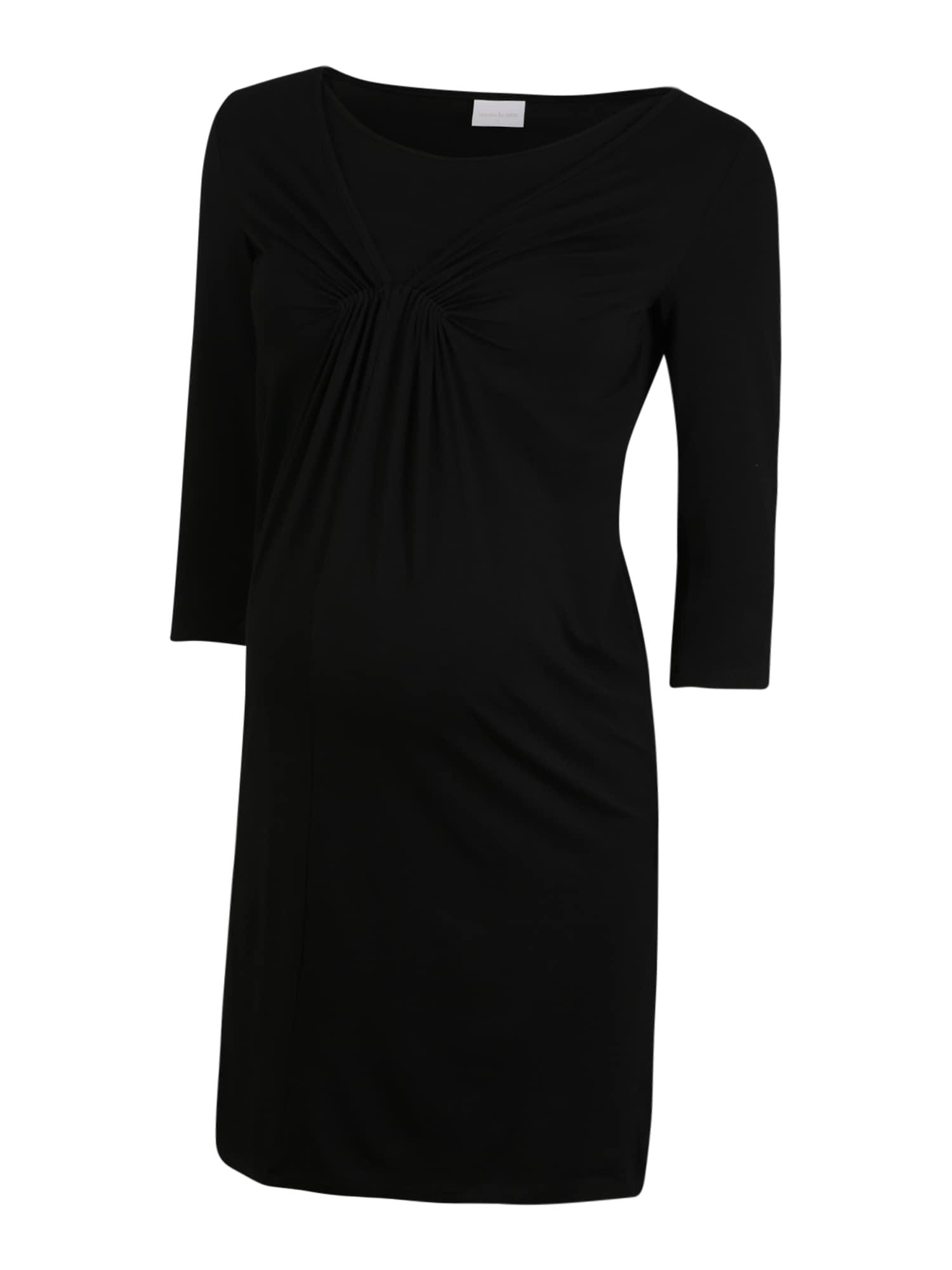 MAMALICIOUS Suknelė 'Addie' juoda