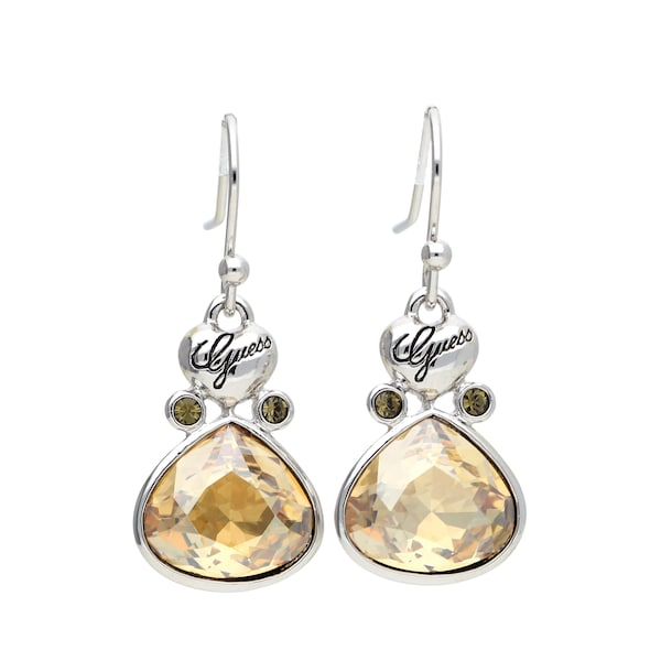 Ohrringe für Frauen - GUESS Ohrhänger 'UBE91101' silber  - Onlineshop ABOUT YOU