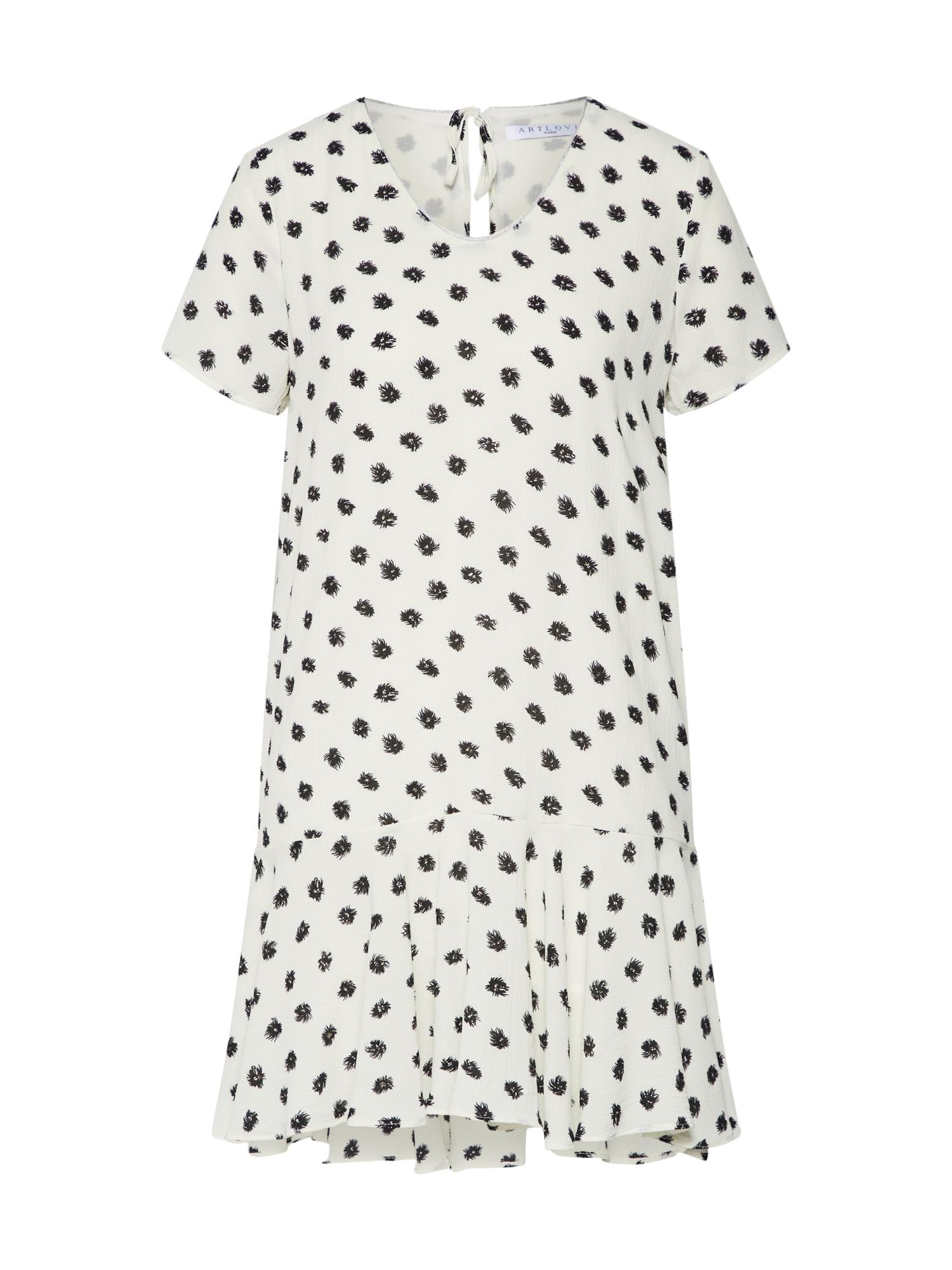 Šaty bílá ARTLOVE Paris