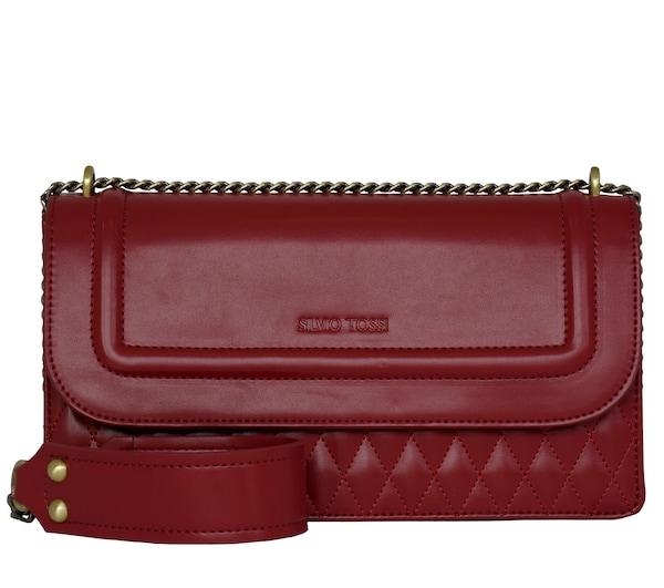 Clutches - Clutch › Silvio Tossi › weinrot  - Onlineshop ABOUT YOU