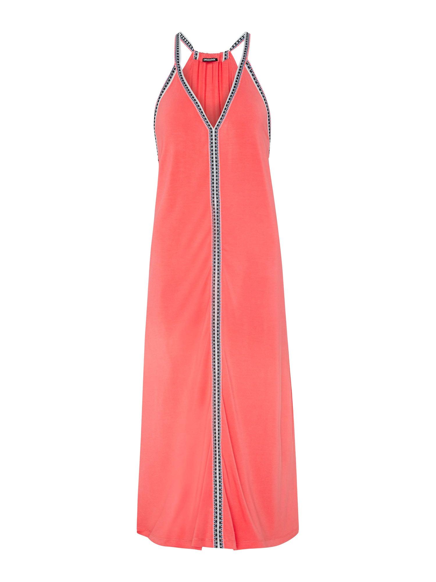 CHIEMSEE Sportinė suknelė neoninė rožinė