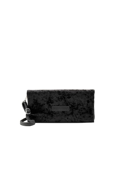 Clutches - Velvet Clutch 'Ronja' › Fritzi Aus Preußen › schwarz  - Onlineshop ABOUT YOU
