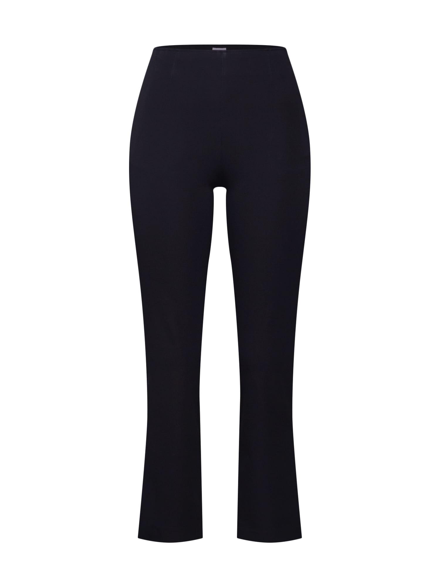 Kalhoty SH HI-RISE CROP FLARE černá GAP
