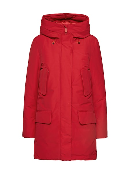 Jacken - Parka 'CAPPOTTO CAPPUCCIO' › SAVE THE DUCK › rot  - Onlineshop ABOUT YOU