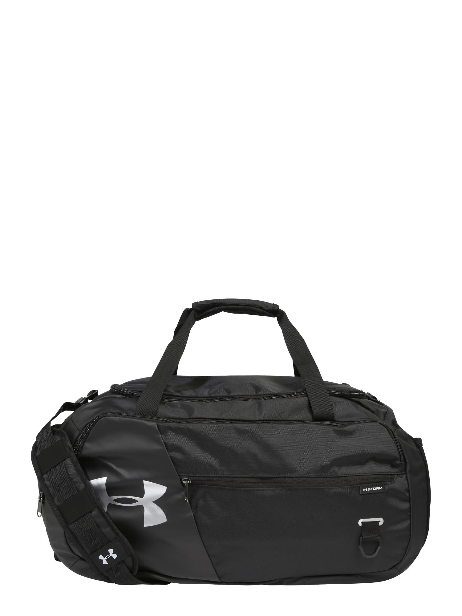 UNDER ARMOUR Sportinis krepšys 'Undeniable Duffel 4.0 MD' juoda