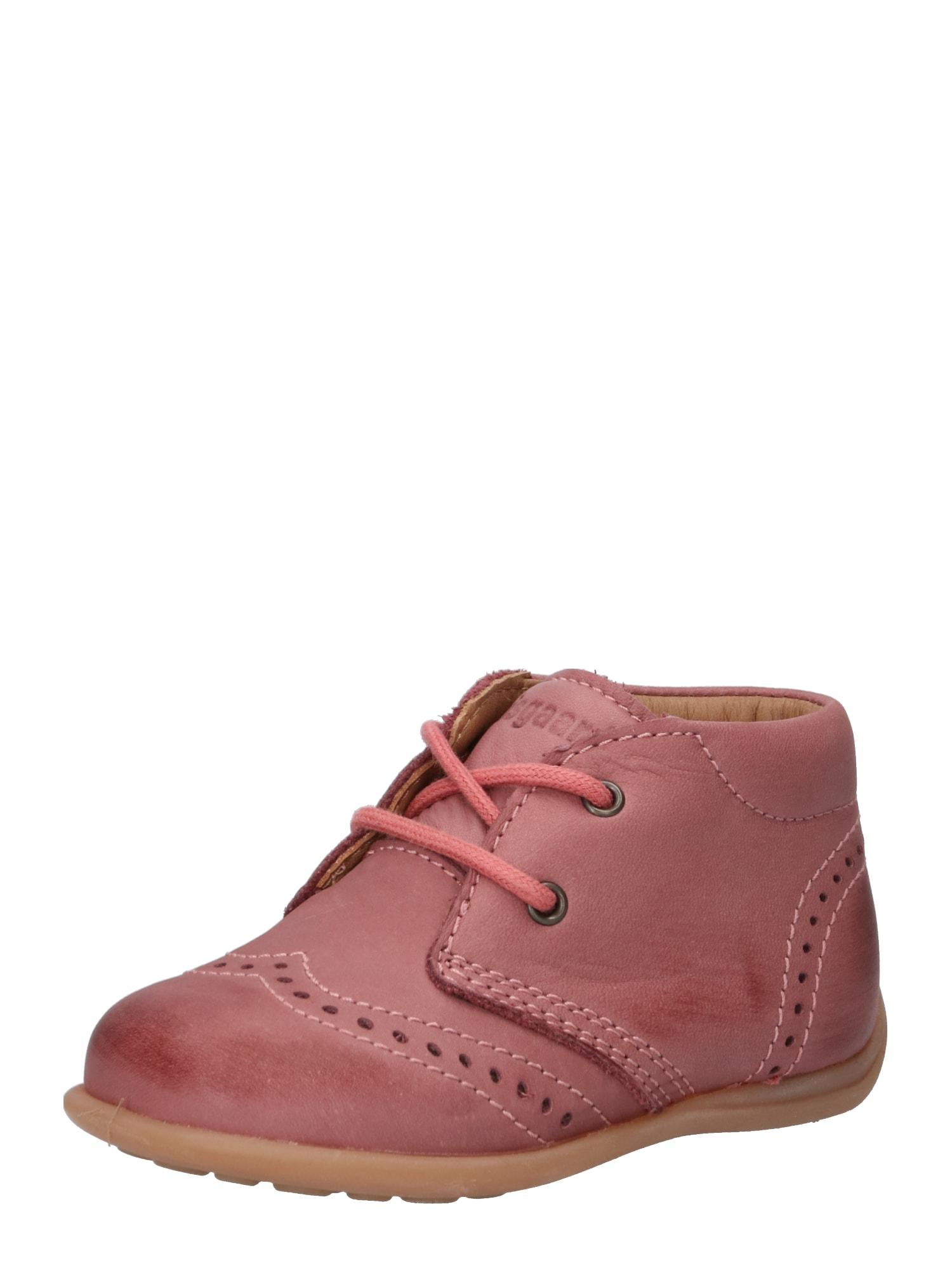 Botičky pro první krůčky Prewalker růžová BISGAARD