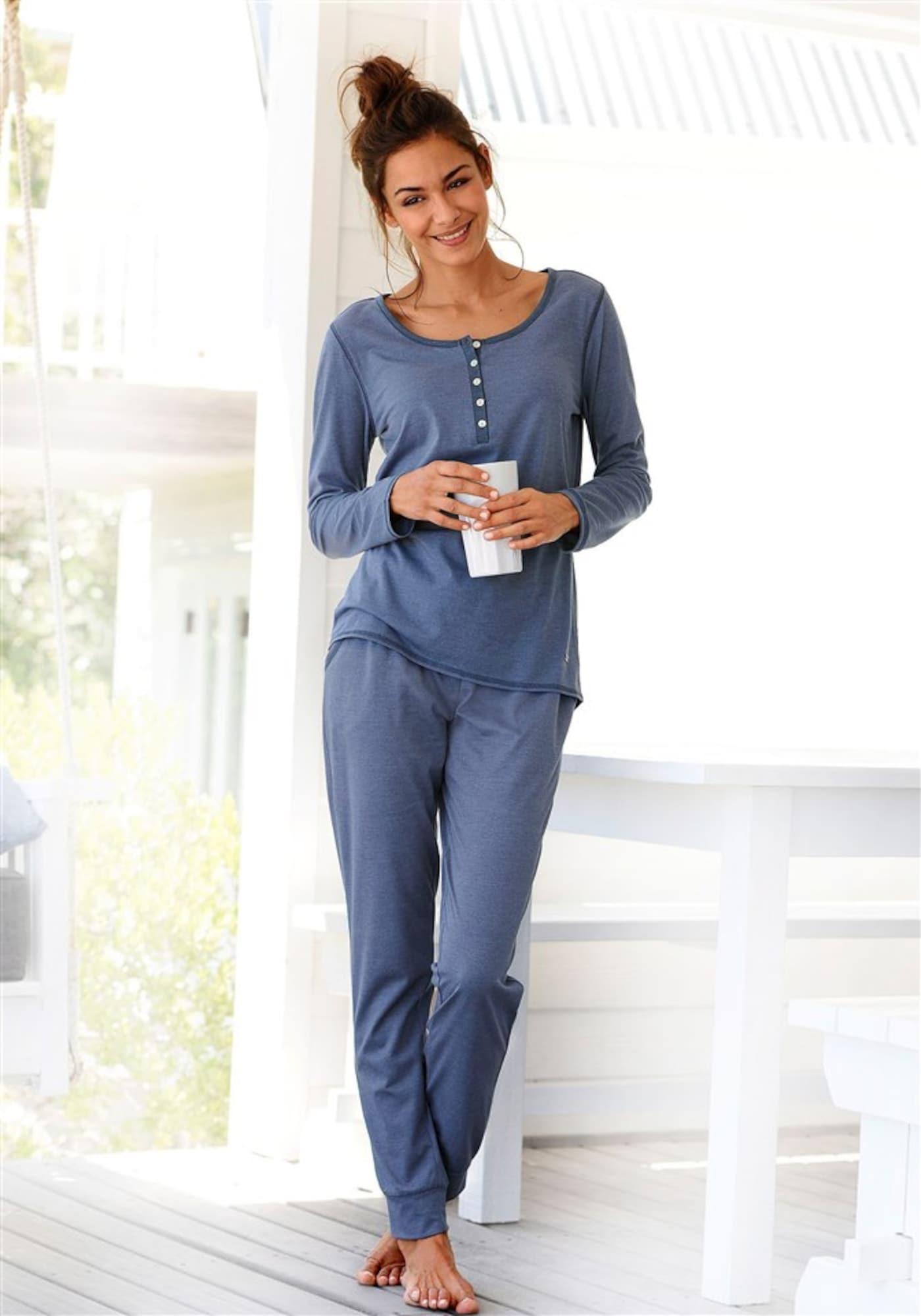 ARIZONA Pyjama  modré