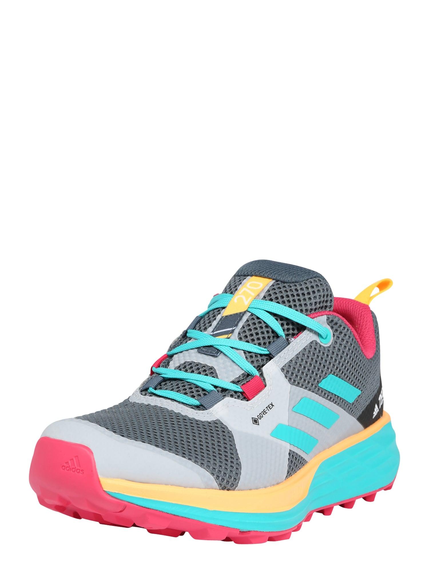 ADIDAS PERFORMANCE Sportovní boty 'Terrex Two Gtx'  tyrkysová / tmavě šedá / pitaya