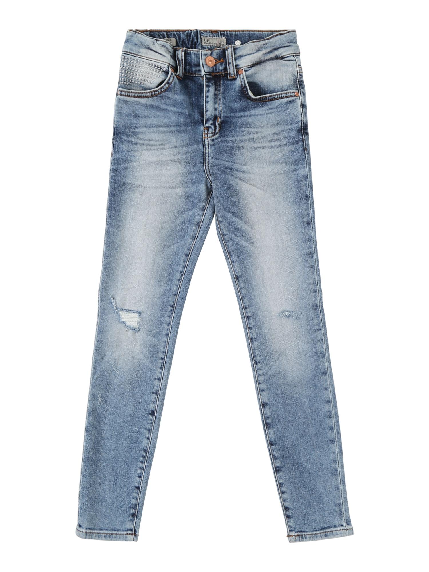 LTB Džinsai 'LONIA G' tamsiai (džinso) mėlyna