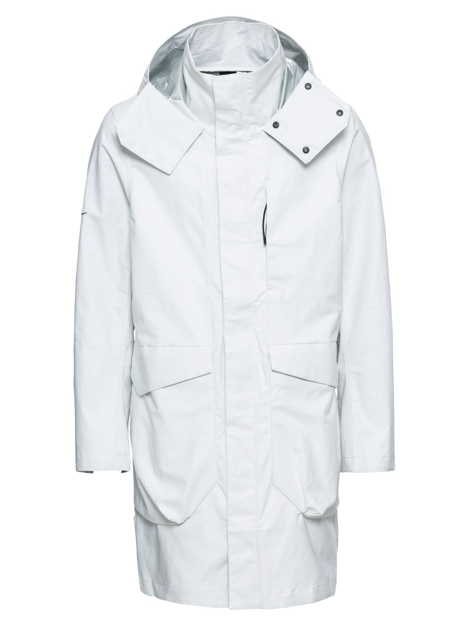Přechodová parka TCH PCK PARKA WVN bílá Nike Sportswear