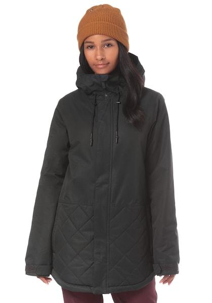 Jacken für Frauen - Volcom Winrose Ins Snowboardjacke anthrazit  - Onlineshop ABOUT YOU