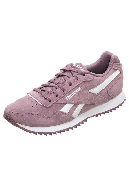Sneakers für Frauen - REEBOK Sneaker 'Royal Glide LX' flieder weiß  - Onlineshop ABOUT YOU