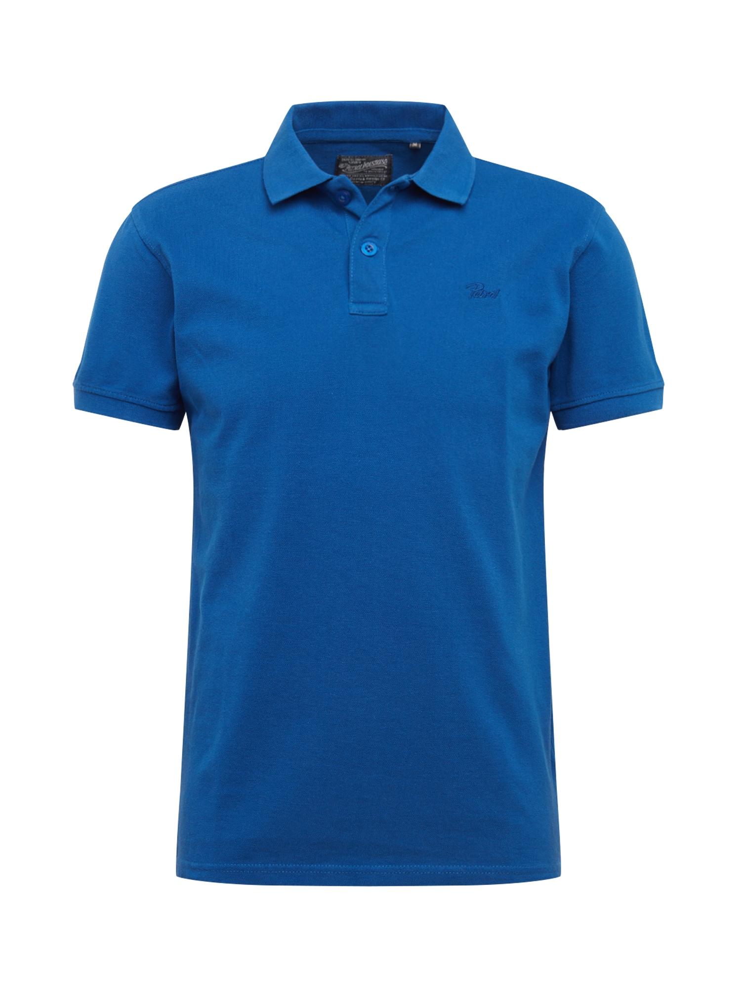 """Petrol Industries Marškinėliai sodri mėlyna (""""karališka"""")"""