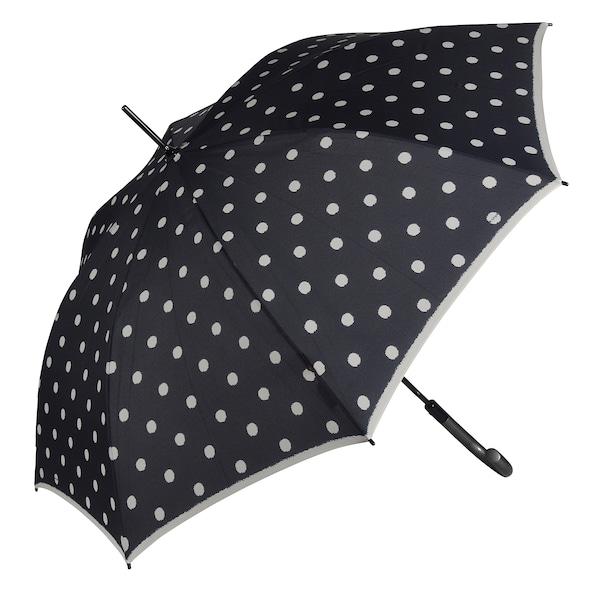 Regenschirme für Frauen - KNIRPS Stockschirm 'T.703' 88 cm schwarz weiß  - Onlineshop ABOUT YOU