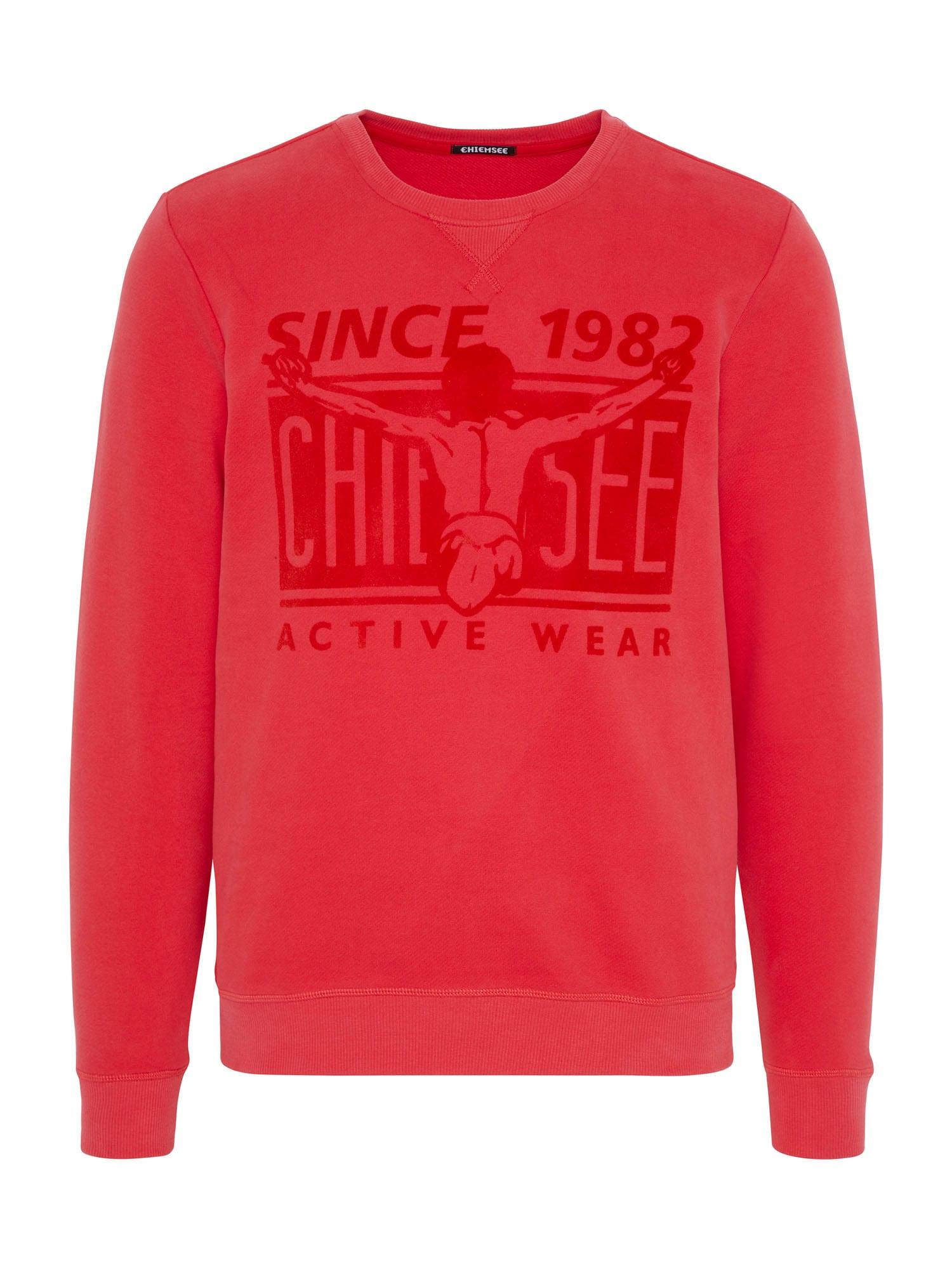 CHIEMSEE Sportinio tipo megztinis raudona