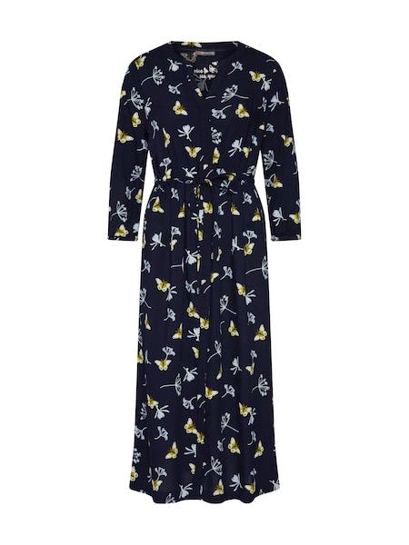 Kleider für Frauen - STREET ONE Kleid dunkelblau  - Onlineshop ABOUT YOU
