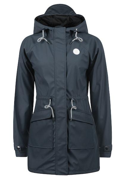 Jacken für Frauen - Desires Regenmantel dunkelblau  - Onlineshop ABOUT YOU