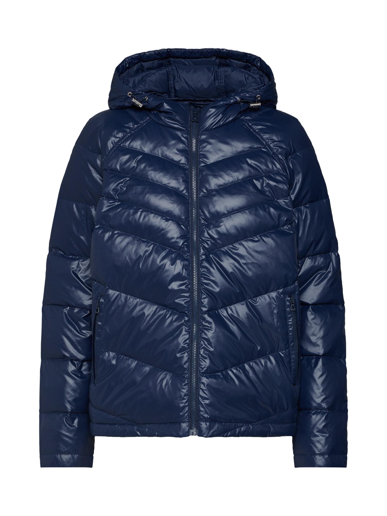 GAP Žieminė striukė tamsiai mėlyna