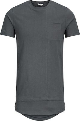 JACK & JONES Einfarbiges T-Shirt