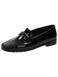 Sioux Damen Slipper Cambria schwarz | 04054765329780