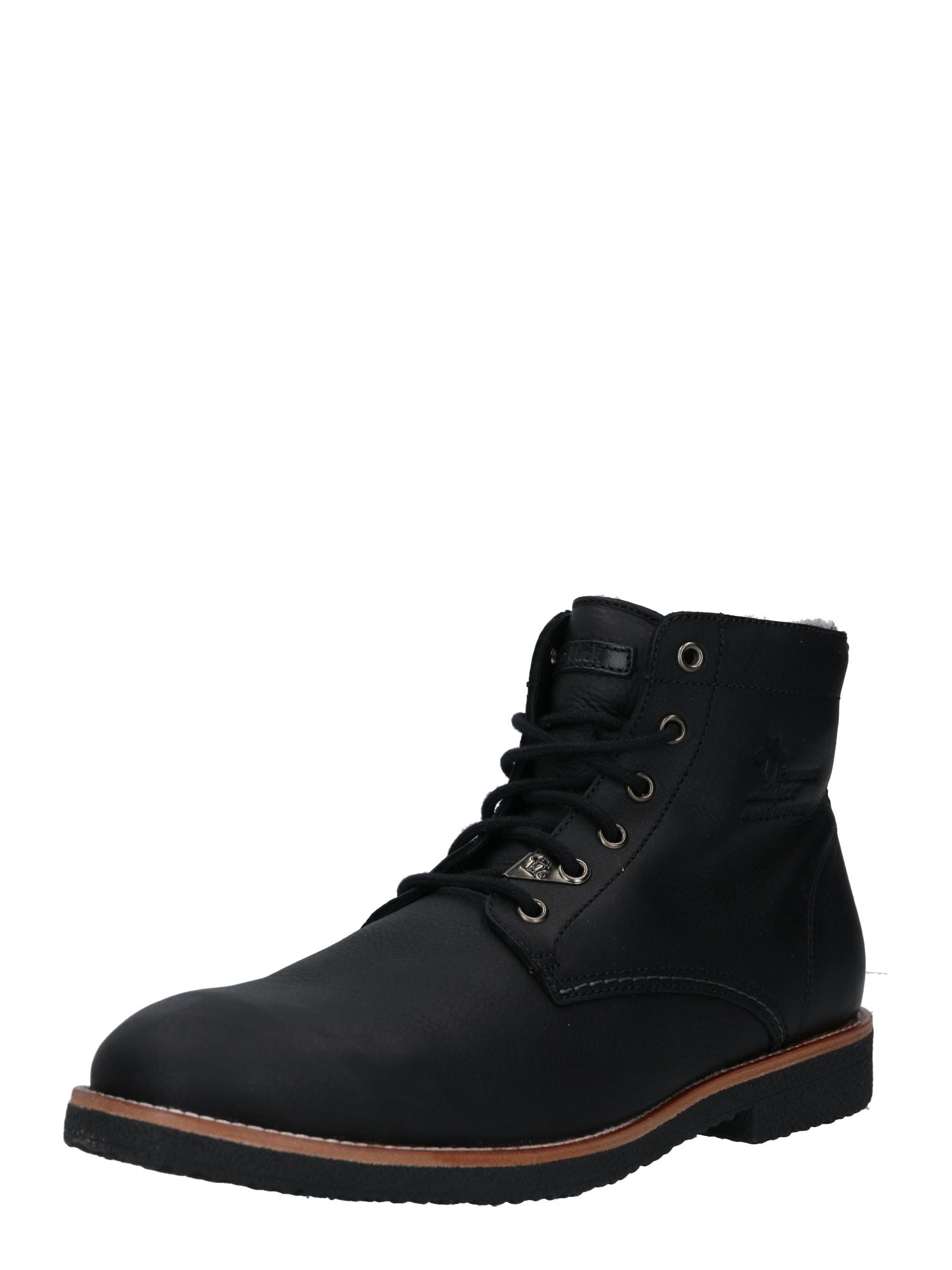 PANAMA JACK Auliniai batai su raišteliais