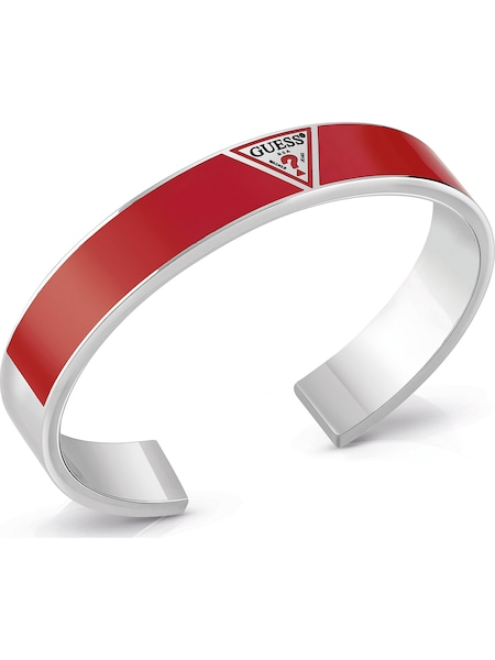 Armbaender - Armreif › Guess › rot silber  - Onlineshop ABOUT YOU