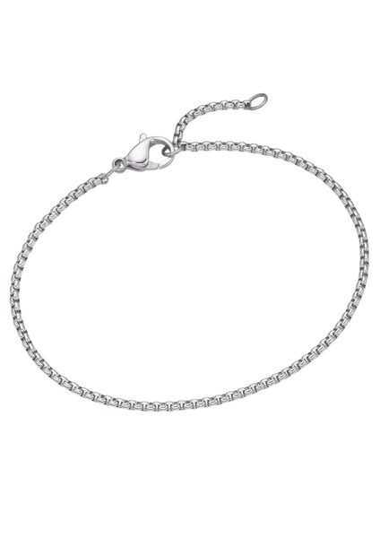 Armbaender - Armschmuck Armband in Venezianerkettengliederung › FIRETTI › silber  - Onlineshop ABOUT YOU