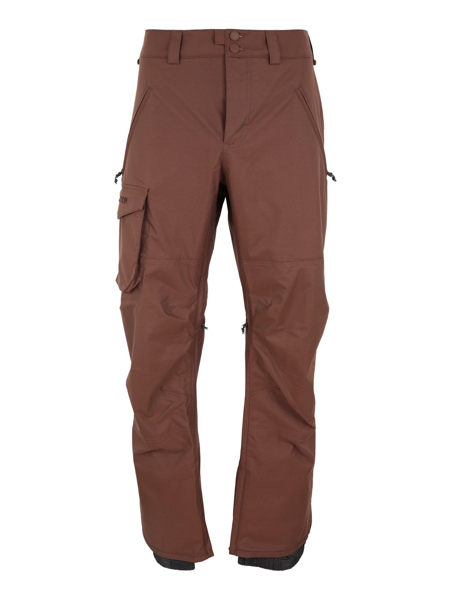 Sportovní kalhoty Covert hnědá BURTON