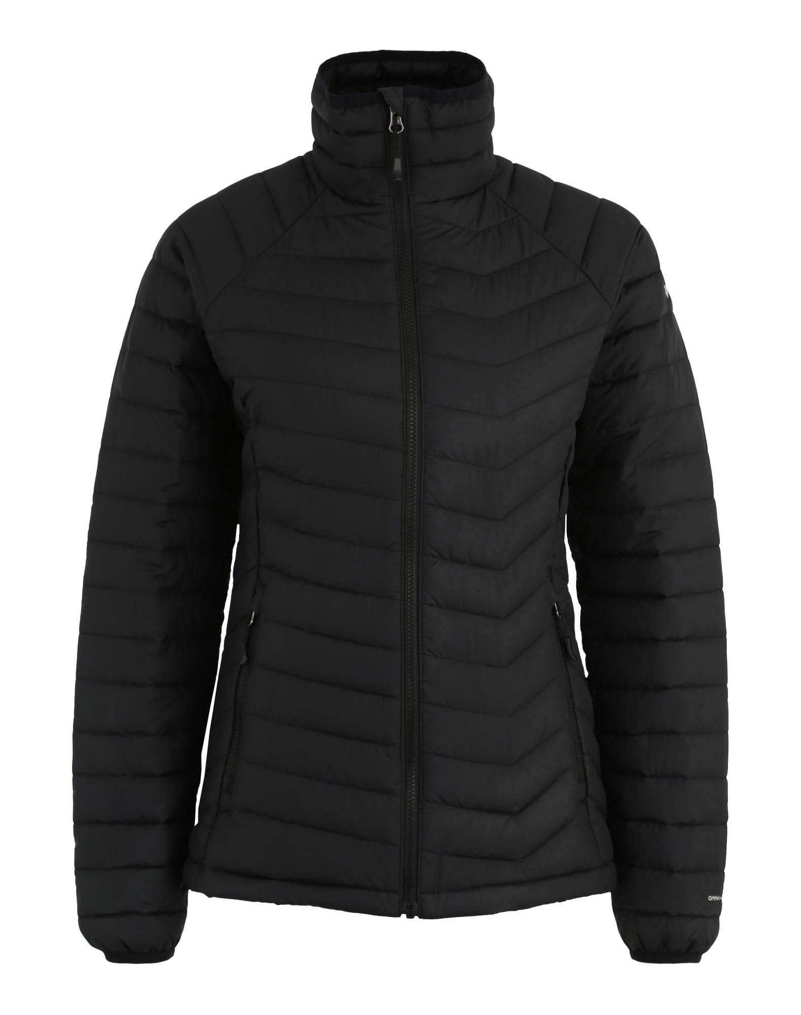 Outdoorová bunda Powder Lite černá COLUMBIA