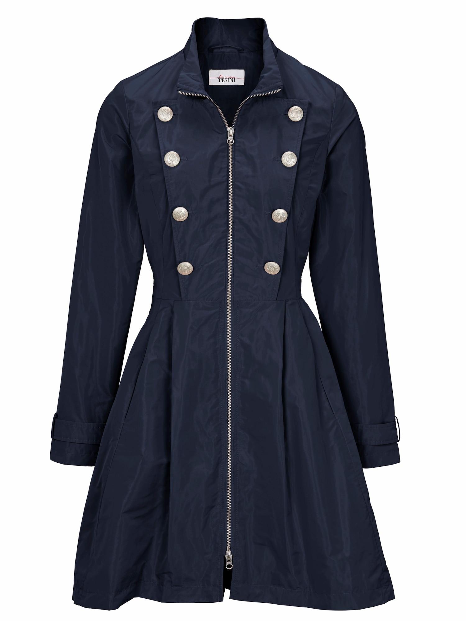 heine Demisezoninis paltas tamsiai mėlyna