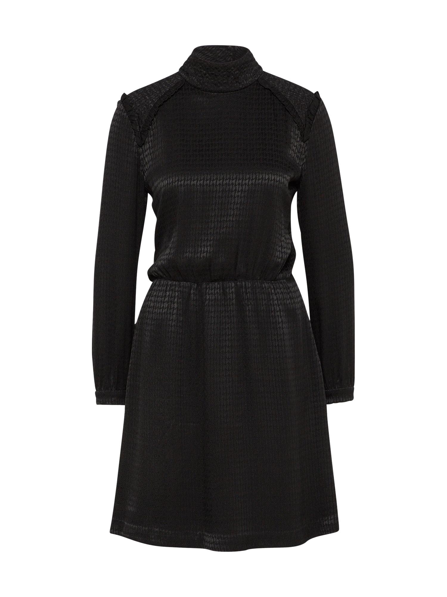 POSTYR Kokteilinė suknelė 'POSHASSEL DRESS' juoda