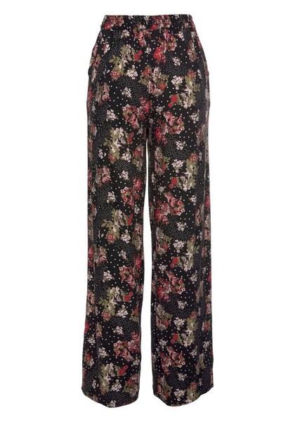 Hosen für Frauen - BOYSEN'S Palazzohose khaki rot schwarz weiß  - Onlineshop ABOUT YOU