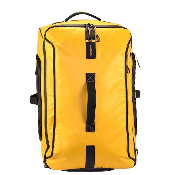 Reisegepaeck für Frauen - SAMSONITE Paradiver Light Rollen Reisetasche 67 cm gelb schwarz  - Onlineshop ABOUT YOU